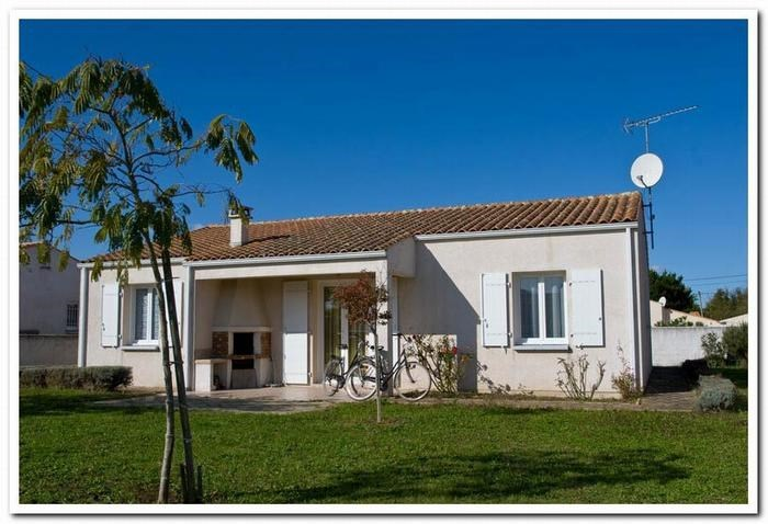 Maison pour 7 pers. avec parking privé, Dolus-d'Oléron
