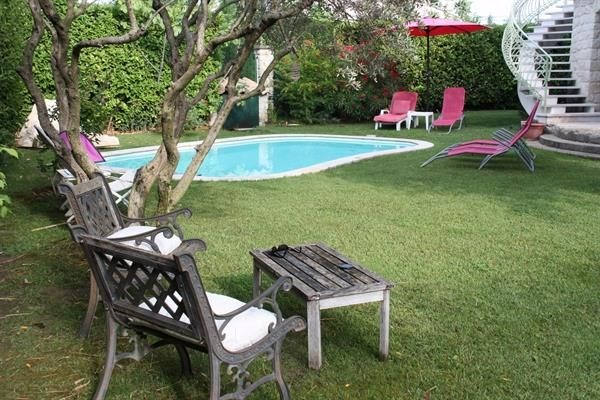 Maison en Provence avec piscine