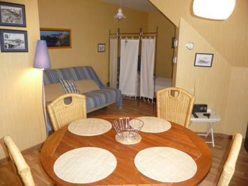 Ferienwohnungen Courseulles-sur-mer - Wohnung - 3 Personen - Brettspiele - Foto Nr. 1