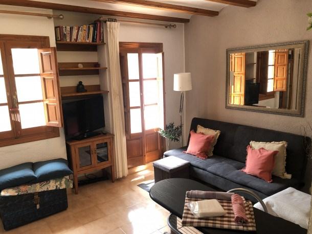 Location vacances Pedreguer -  Appartement - 2 personnes - Télévision - Photo N° 1