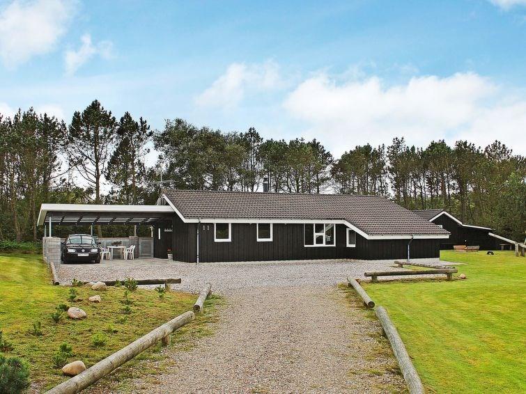 Maison pour 8 à Ringkøbing