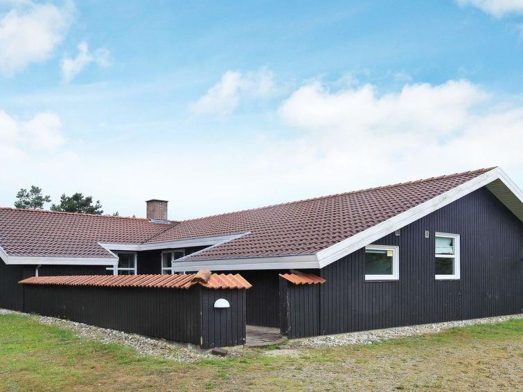 Maison pour 10 à Blåvand