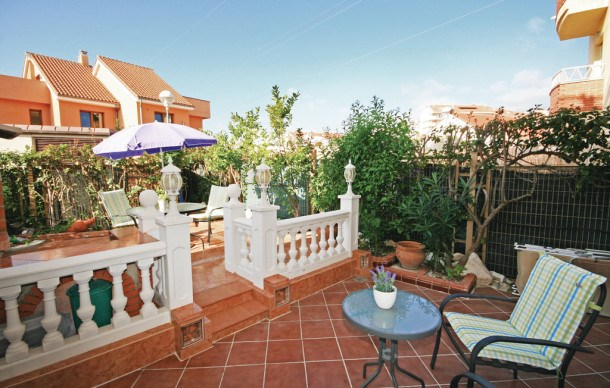 Location vacances Fuengirola -  Appartement - 4 personnes - Barbecue - Photo N° 1
