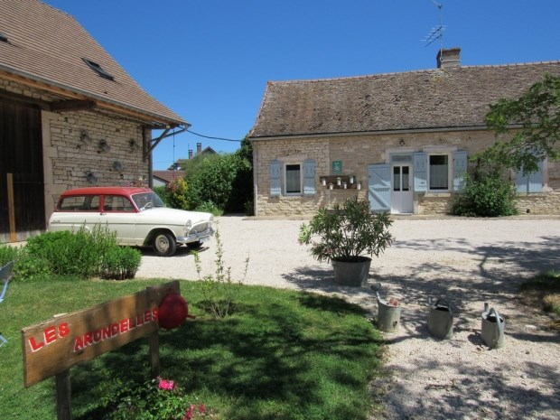Location vacances Virey-le-Grand -  Gite - 4 personnes - Barbecue - Photo N° 1