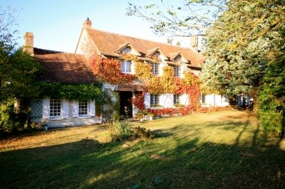 Holiday rentals Montcresson - Cottage - 21 persons - BBQ - Photo N° 1