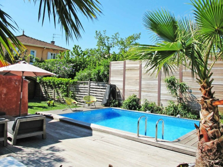 Location vacances Sainte-Maxime -  Maison - 8 personnes -  - Photo N° 1