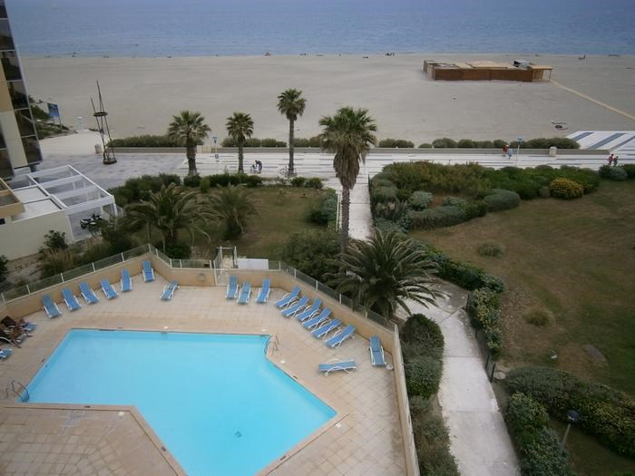 Holiday rentals Canet-en-Roussillon - Apartment - 6 persons - Garden - Photo N° 1