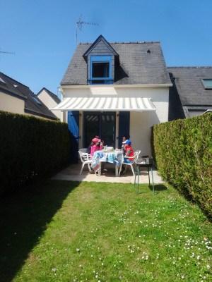 Location vacances Sarzeau -  Maison - 5 personnes - Barbecue - Photo N° 1