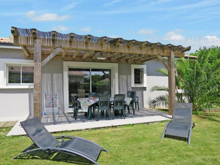 Location vacances Soulac-sur-Mer -  Maison - 7 personnes -  - Photo N° 1
