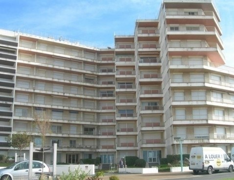 Location vacances Saint-Hilaire-de-Riez -  Appartement - 6 personnes - Télévision - Photo N° 1