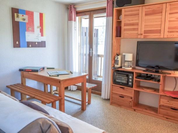 Location vacances Saint-Pancrace -  Appartement - 4 personnes - Télévision - Photo N° 1