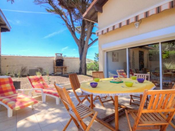 Location vacances Lacanau -  Maison - 6 personnes - Barbecue - Photo N° 1