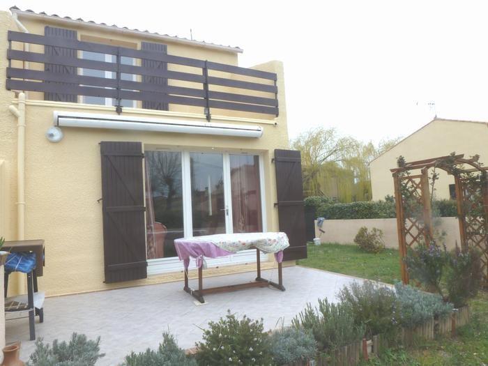 Location vacances Agde -  Maison - 6 personnes - Jardin - Photo N° 1
