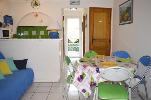 Location vacances Argelès-sur-mer -  Maison - 5 personnes - Télévision - Photo N° 1