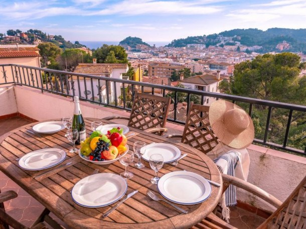 Location vacances Tossa de Mar -  Maison - 6 personnes - Barbecue - Photo N° 1