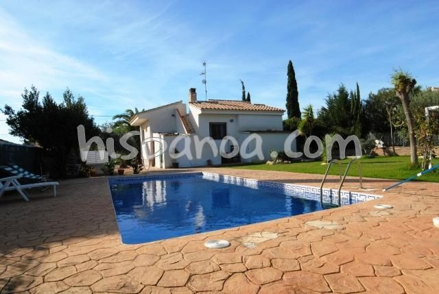 Holiday rentals l'Ametlla de Mar - House - 5 persons - BBQ - Photo N° 1
