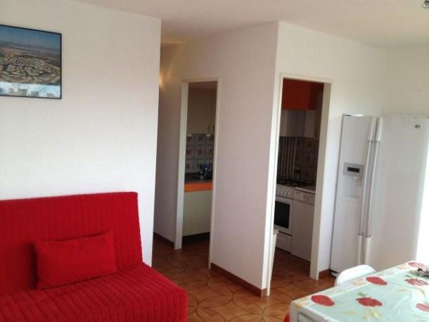 Location vacances Le Grau-du-Roi -  Appartement - 6 personnes - Télévision - Photo N° 1