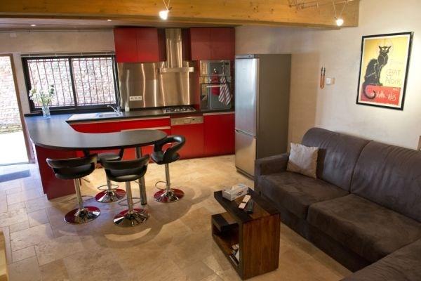 Maison mitoyenne de 54 m² avec garage de 20 m². Labellisée 3 clés clévacances et 3*** meublé de tourisme, gage de qua...