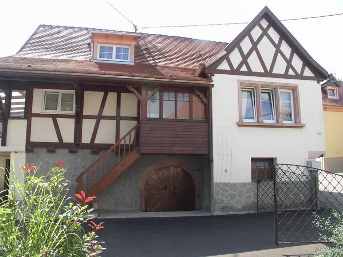 Appartement dans maison de village pour 2 personne(s)