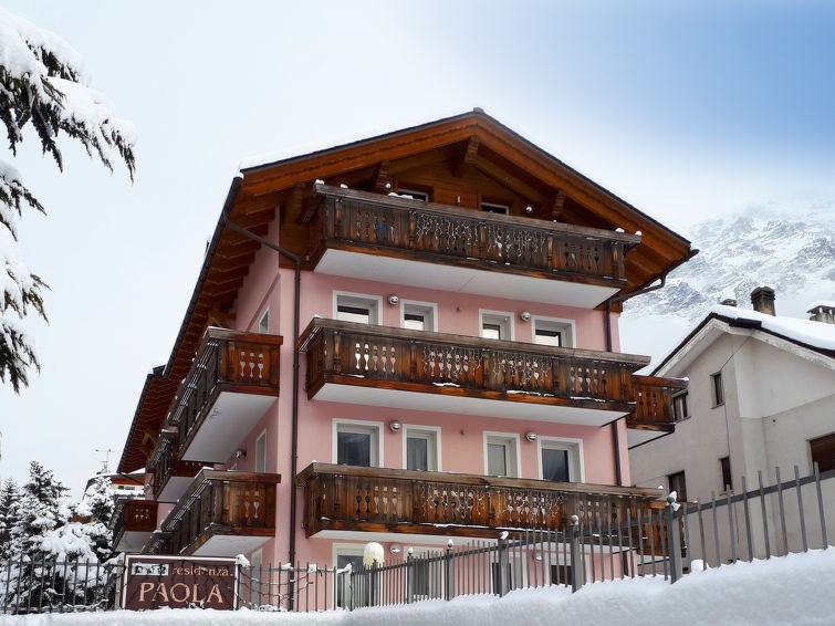 Location vacances Bormio -  Appartement - 4 personnes -  - Photo N° 1