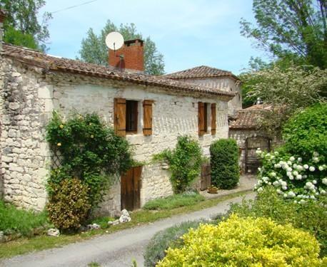 Location vacances Masquières -  Maison - 4 personnes - Jardin - Photo N° 1