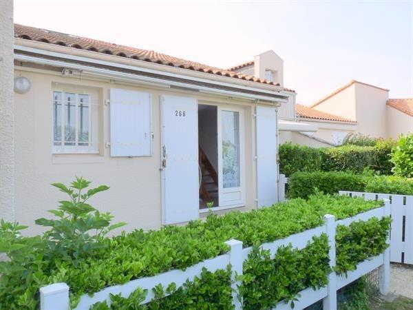 Location vacances Vaux-sur-Mer -  Maison - 5 personnes - Terrasse - Photo N° 1