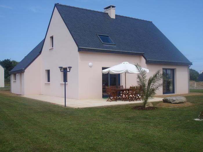 Holiday rentals Lanmodez - House - 8 persons - BBQ - Photo N° 1