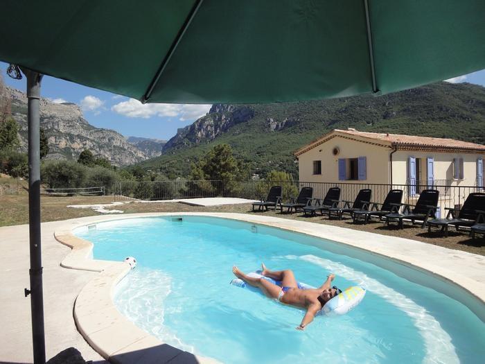 Alquileres de vacaciones Le Bar-sur-Loup - Casa - 17 personas - BBQ - Foto N° 1