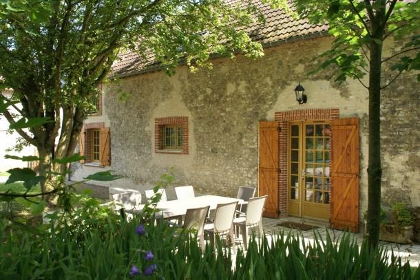 Location vacances Treilles-en-Gâtinais -  Maison - 7 personnes - Barbecue - Photo N° 1