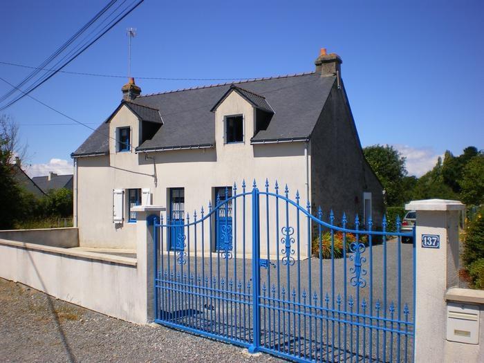 Maison façade rue