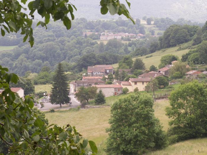 Village de Créchets