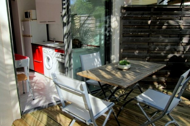 Location vacances La Seyne-sur-Mer -  Gite - 2 personnes - Barbecue - Photo N° 1