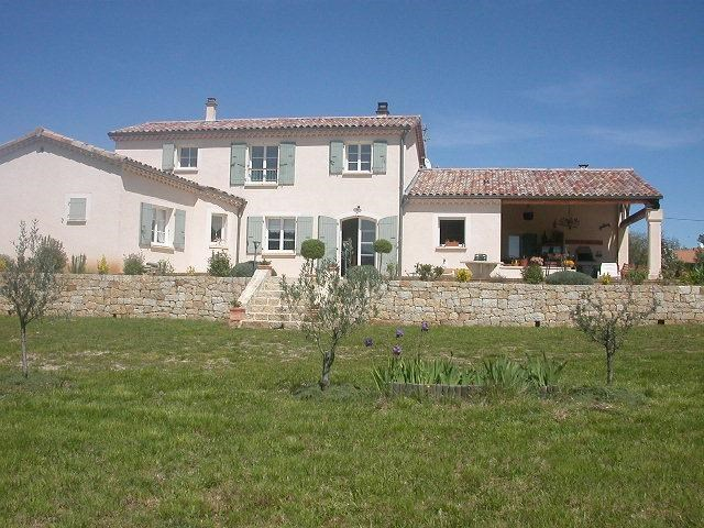 Holiday rentals Ailhon - House - 9 persons - BBQ - Photo N° 1