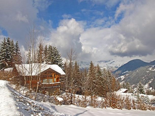 Location vacances Saint-Gervais-les-Bains -  Maison - 10 personnes - Télévision - Photo N° 1