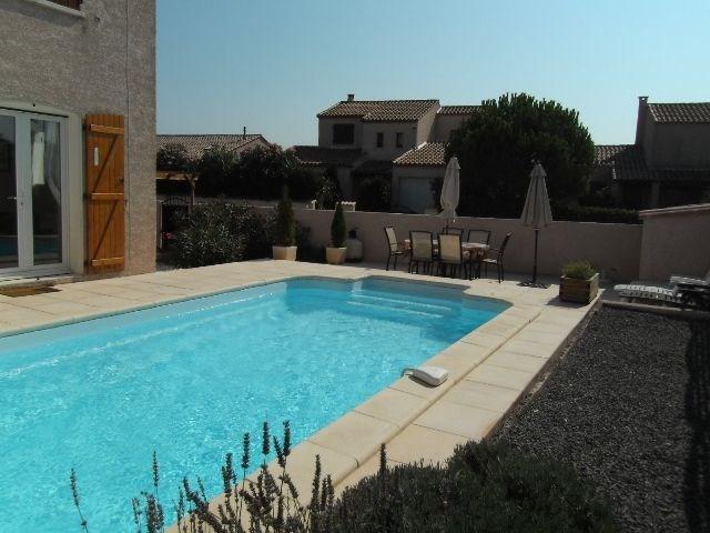 Maison individuelle 4 faces située 2A rue clairette au village de Portiragnes dans un quartier résidentiel, à 3km de ...