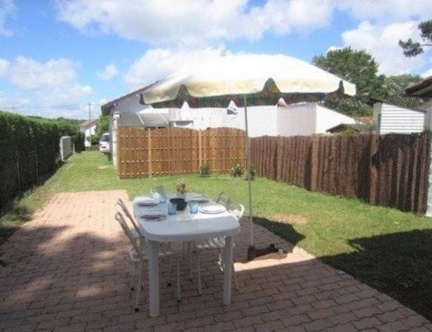 Location vacances Meschers-sur-Gironde -  Maison - 4 personnes - Barbecue - Photo N° 1