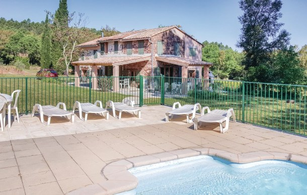 Location vacances Gonfaron -  Maison - 8 personnes - Barbecue - Photo N° 1