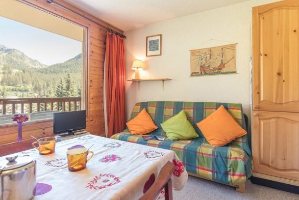 Location vacances Montgenèvre -  Appartement - 3 personnes - Télévision - Photo N° 1