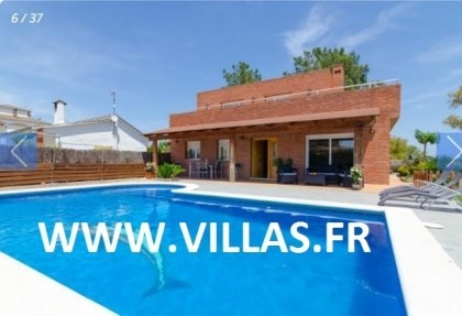 Location vacances Sils -  Maison - 10 personnes - Barbecue - Photo N° 1
