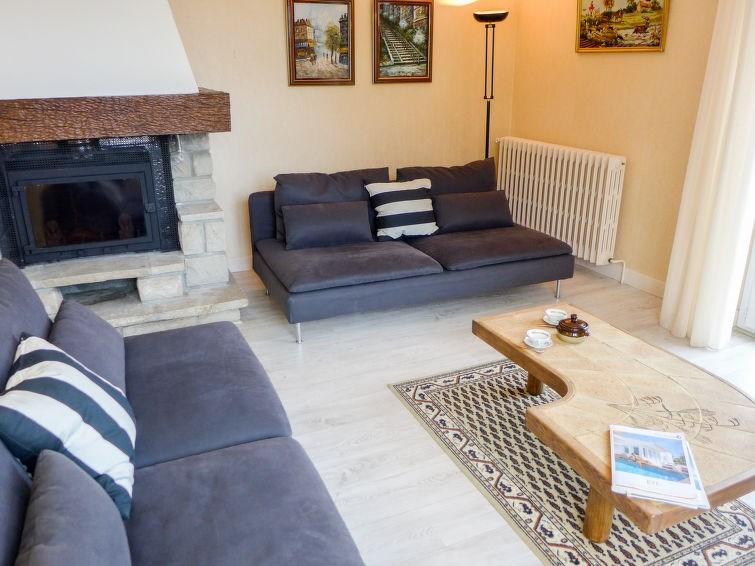 Location vacances Biarritz -  Appartement - 6 personnes - Salon de jardin - Photo N° 1