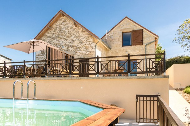 Location vacances Mayrac -  Maison - 12 personnes - Barbecue - Photo N° 1