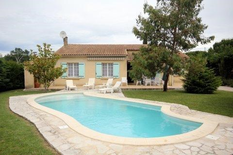 Holiday rentals Plan-d'Orgon - House - 8 persons - BBQ - Photo N° 1