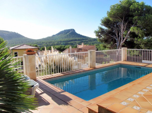 Location vacances Capdepera -  Maison - 8 personnes - Barbecue - Photo N° 1