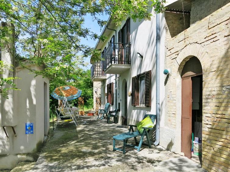 Studio pour 5 personnes à Roccascalegna