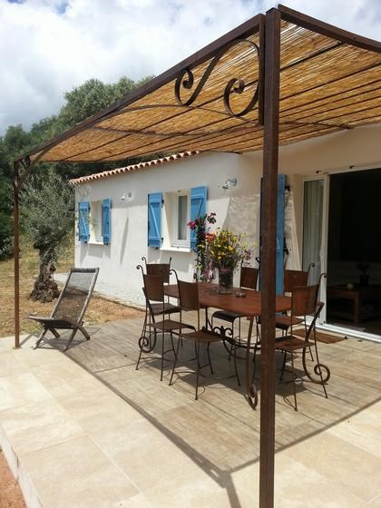 Location vacances Propriano -  Maison - 8 personnes - Barbecue - Photo N° 1