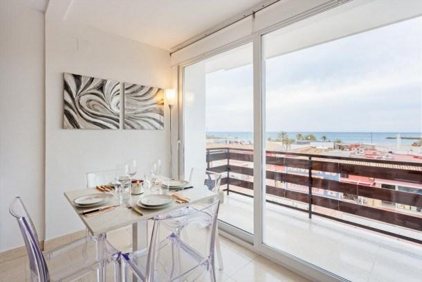 Location vacances Jávea/Xàbia -  Appartement - 4 personnes - Télévision - Photo N° 1