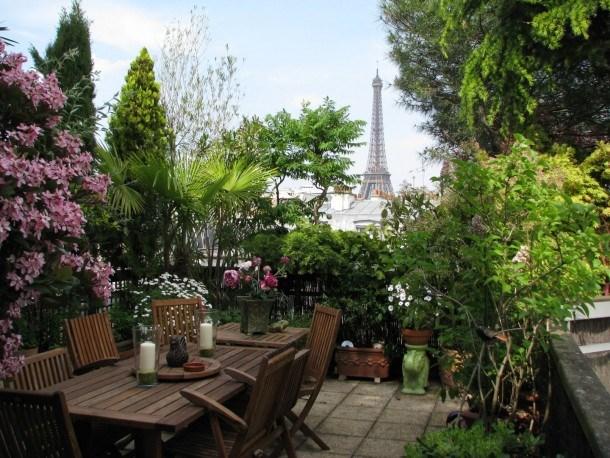 Eiffel Qi Garden