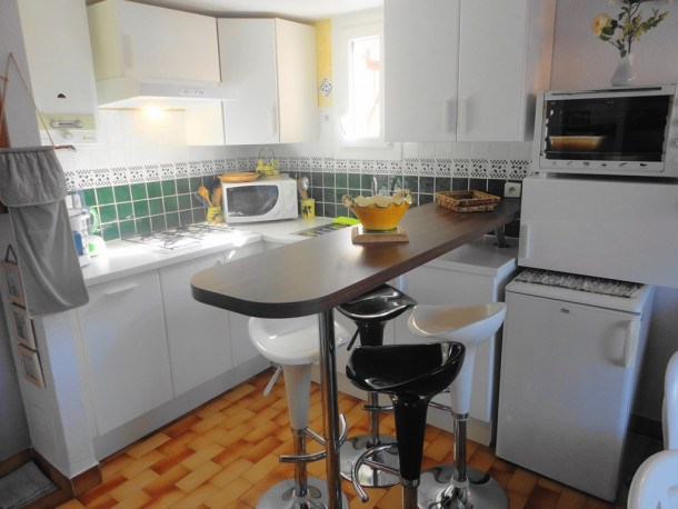 Location vacances Agde -  Appartement - 5 personnes - Terrasse - Photo N° 1