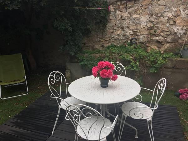 Location vacances Sète -  Maison - 4 personnes - Chaise longue - Photo N° 1