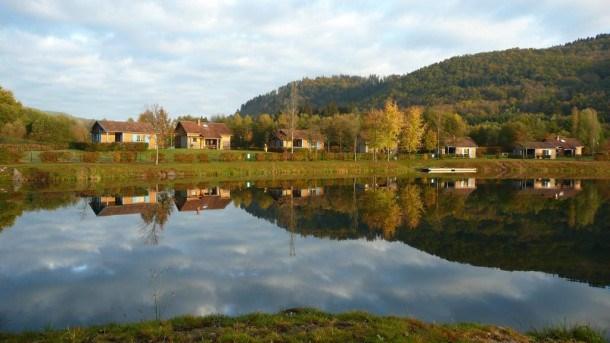 Base de Loisirs du Lac de la Moselotte - Mobil home